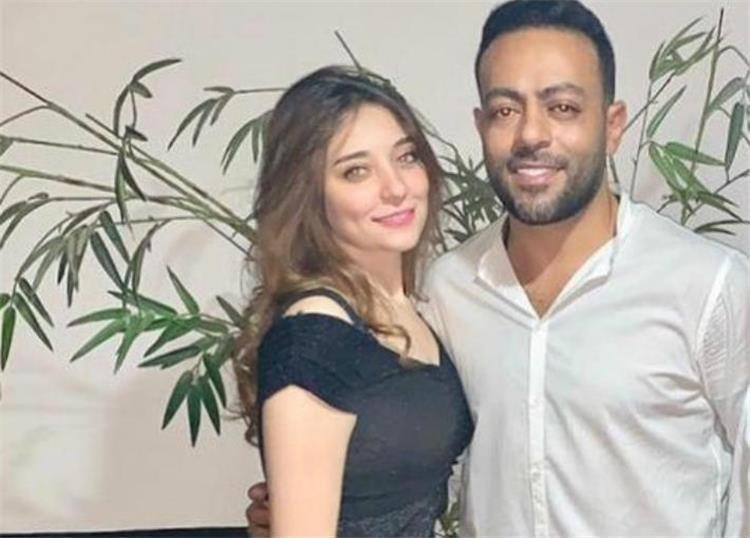 خطوبة تامر عاشور على ملكة جمال الكون مش قصة حب كبيرة