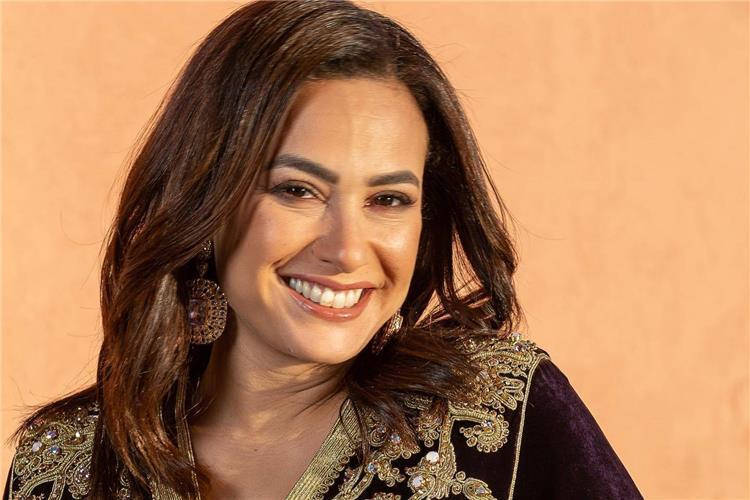 هند صبري تكشف عيب في وجهها كان سيتسبب في عدم دخولها عالم الفن