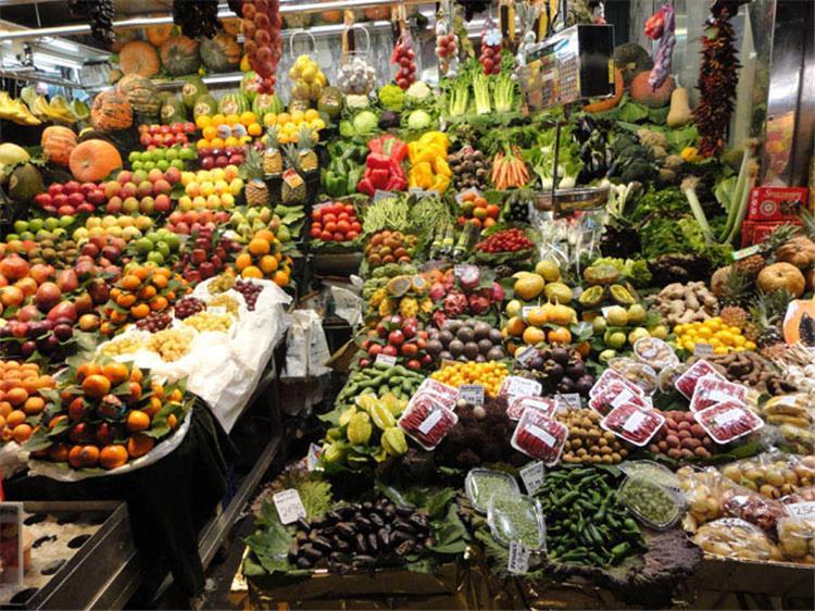اسعار الخضروات والفاكهة اليوم الاحد 21-10-2018 في مصر