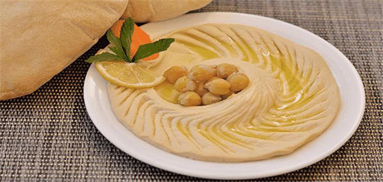 كيفية عمل الحمص في البيت على الطريقة اللبنانية