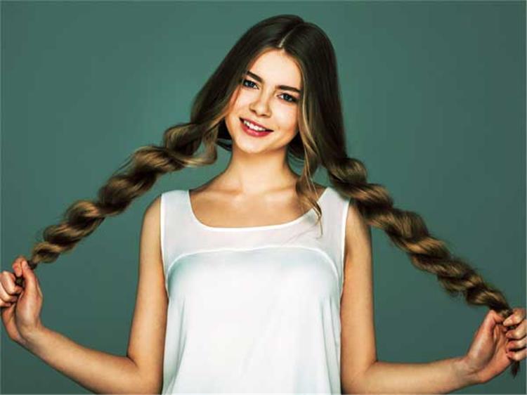 الضفائر الطويلة لإطلالة جديدة لن تحتاجي لقص شعرك
