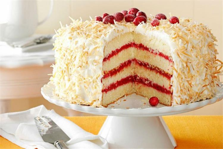 طرق عمل الكيكة الاسفنجية الشهية