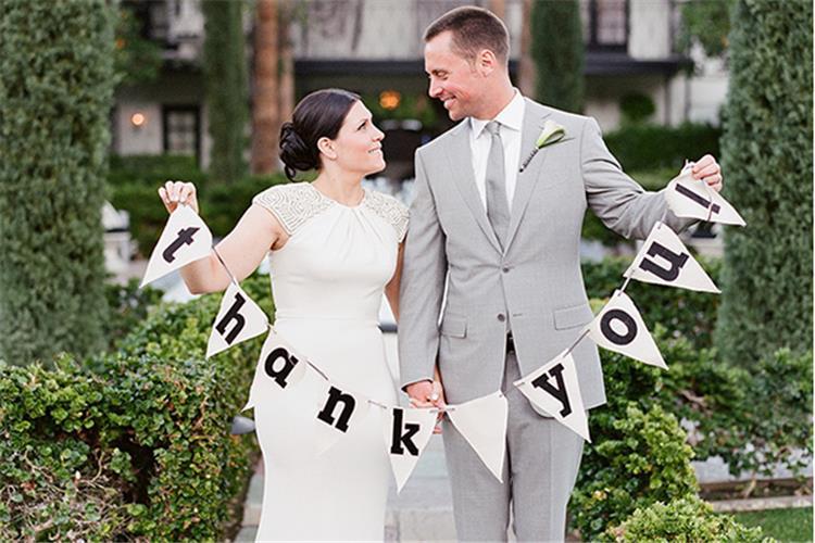 بعد الزفاف 6 أفعال لا تهملي القيام بها