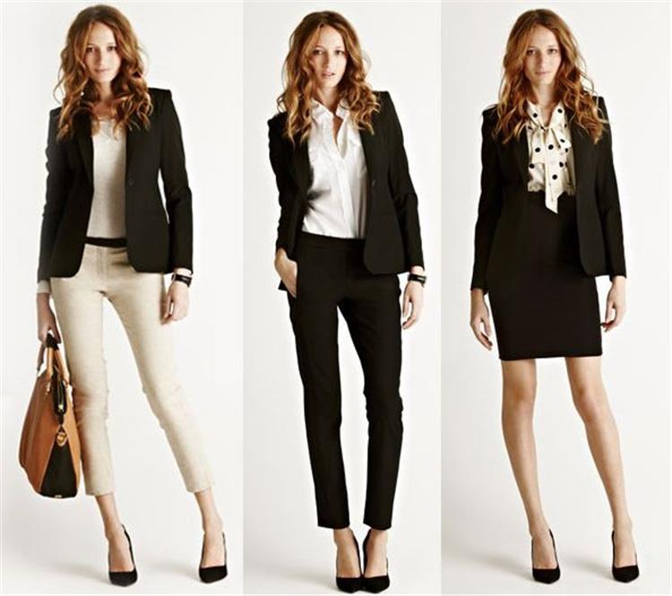 قواعد الموضة في ارتداء الفورمال تجنبي المبالغة