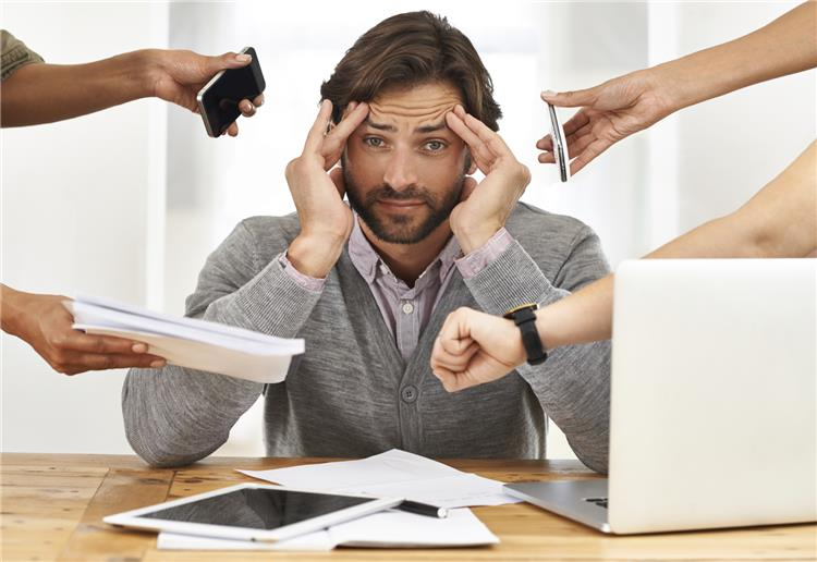 طرق بسيطة للتحكم في التوتر