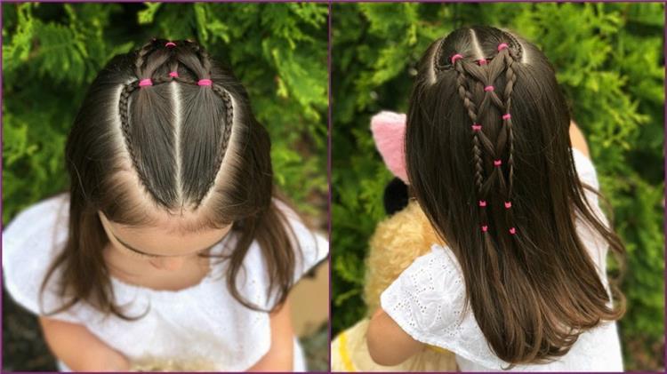 تسريحات الشعر للبنات سهلة وأنيقة