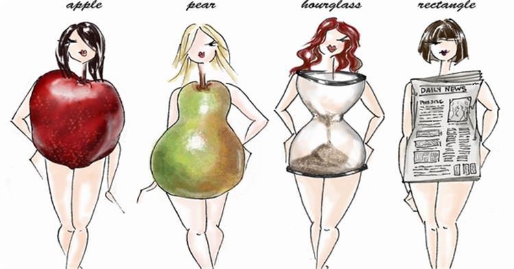 للبنات نصايح لاختيار ملابس تناسب شكل جسمك وتداري عيوبه