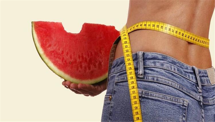 فوائد البطيخ للرجيم من اجل وزن مثالى