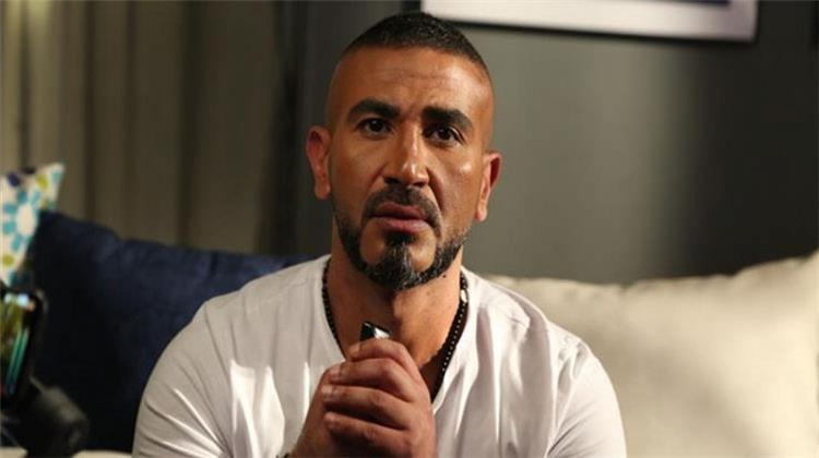 شاهد بالصور القصة الكاملة لصفع الفنان احمد سعد شاب ا على وجهه في بنزينة ماذا حدث