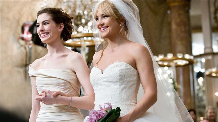 على طريقة هوليوود كوني نجمة في حفل زفافك