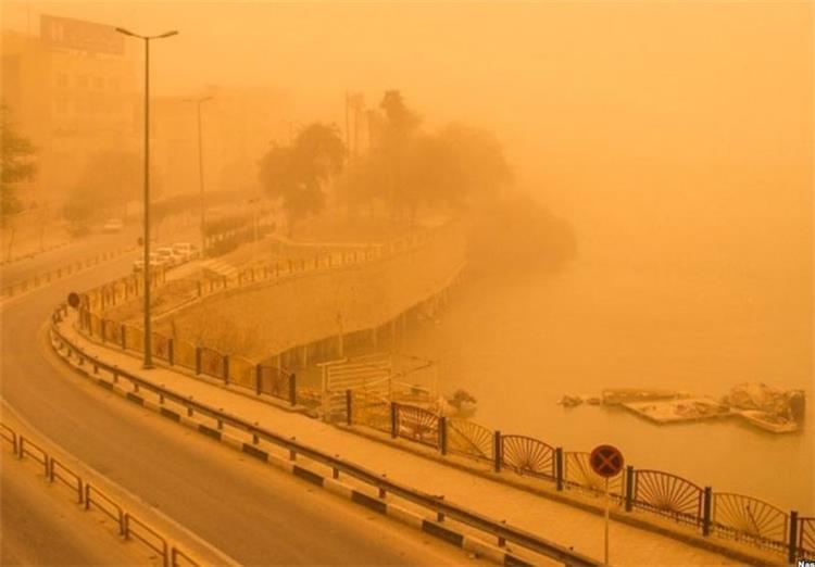 اسباب الغبار في الجو شدة الرياح ليست كل شيء