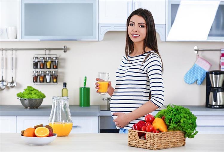 للحامل وجبات مغذية تساعدك على فقدان الوزن دون الإضرار بصحة الجنين