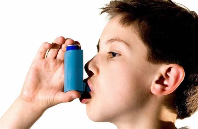 علاج ضيق التنفس عند الطفل
