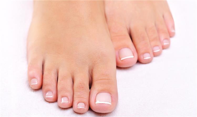 3 نصايح لأقدام مثالية