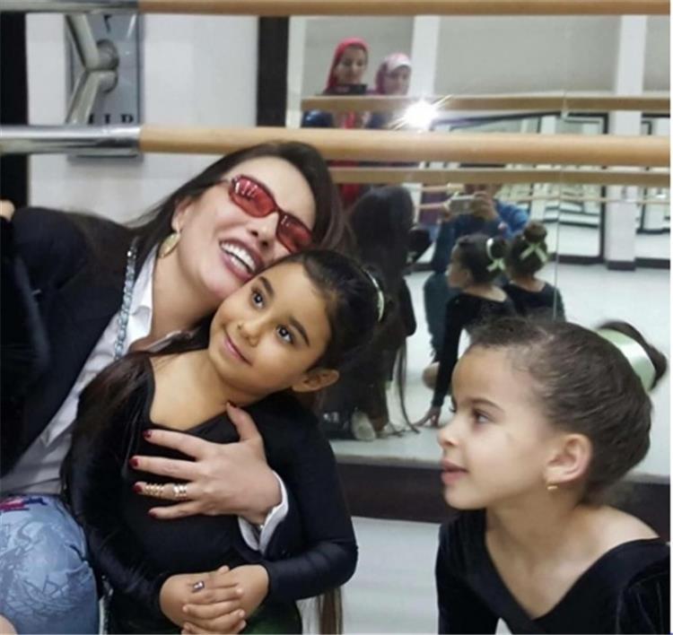 شريهان تكشف عن معجزة ولادة ابنتها الصغرى تالية