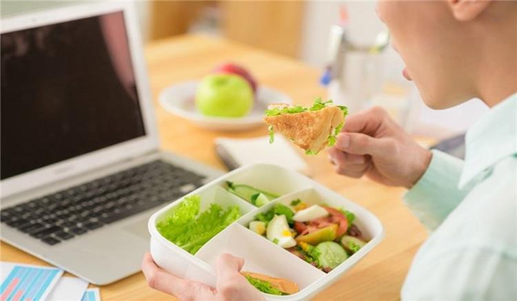 أكل دايت سريع يشبعك في الشغل بسهولة