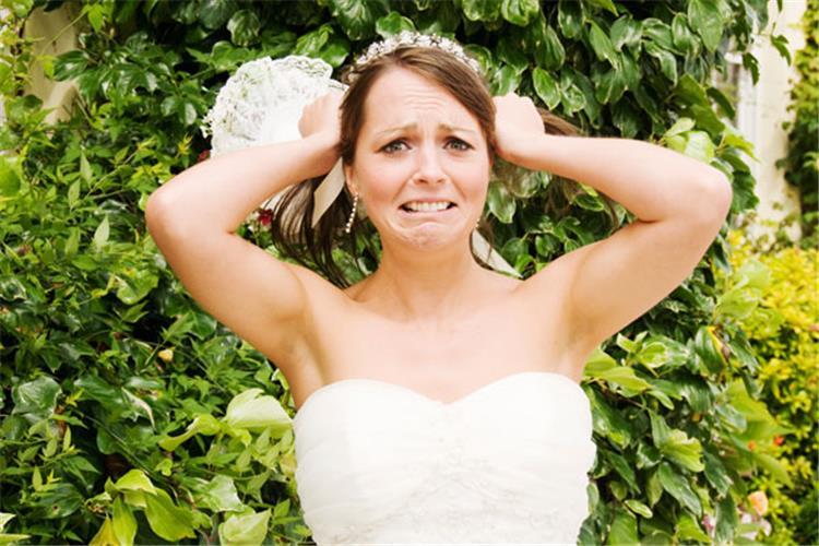 أفضل طريقة للتعامل مع عروسة متوترة