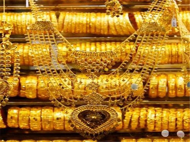 اسعار الذهب اليوم الاثنين 22-10-2018 في مصر
