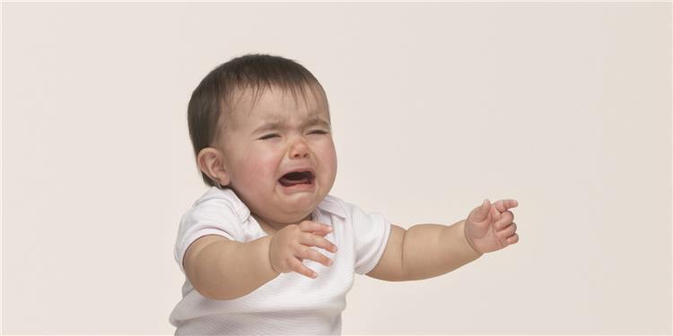 5 أنواع لبكاء الطفل تعرفي عليها