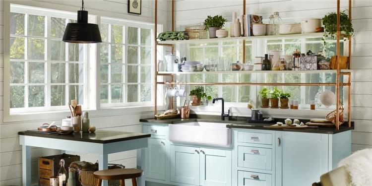 بالصور حيل ذكية لتخزين ادوات الطبخ في مساحة صغيرة