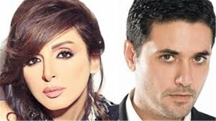 زواج أحمد عز وأنغام