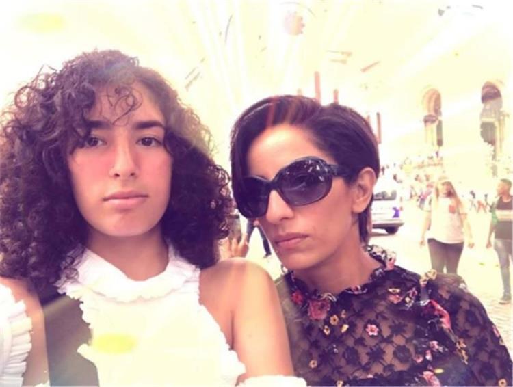 كيف احتفلت هند الحناوي بابنة أحمد الفيشاوي في عيد ميلادها الـ15