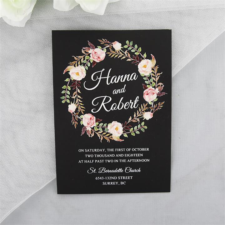 إذا كنت مقبلة على الزواج تعرفي على إتيكيت كتابة دعوة حضور حفل الزفاف