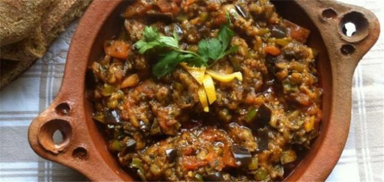 طريقة تحضير الزعلوك المغربي كطبق جانبي على سفرة رمضان