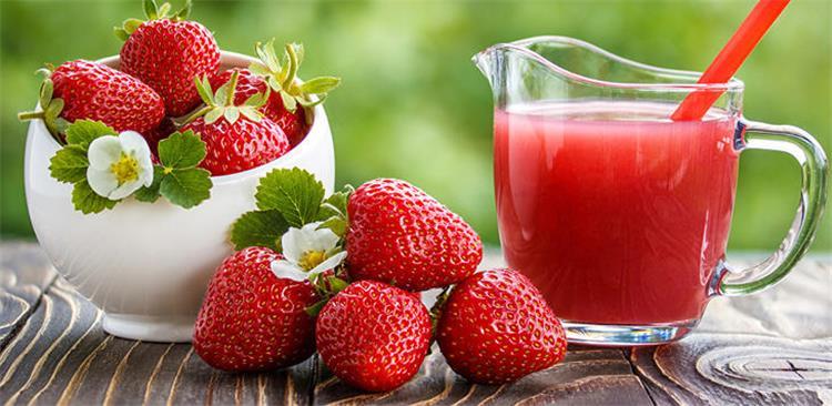 فوائد الفراولة للرجيم وجبة مثالية لحرق الدهون