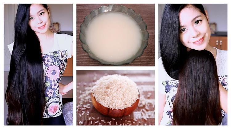 ماذا يفعل ماء الأرز للشعر