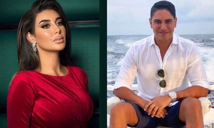 ياسمين صبري تقضي فترة العزل مع أحمد أبو هشيمة على متن يخت ما حقيقة زواجهما