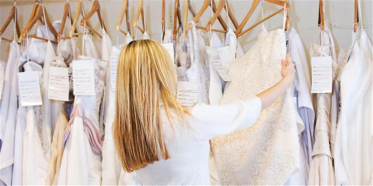 أشياء يجب مراعاتها قبل اختيارك لفستان الزفاف