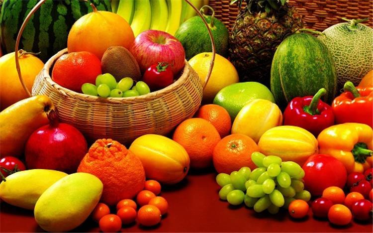 جدول السعرات الحرارية في الفواكه والخضراوات بكل أنواعها
