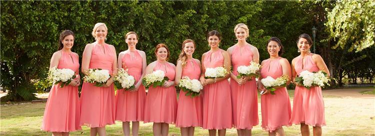 ماذا تفعل وصيفة العروسة قبل حفل الزفاف