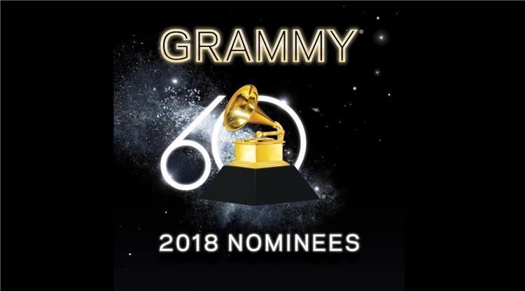 القائمة الكاملة لجوائز حفل جرامى 2018