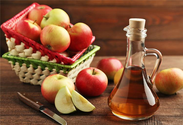 اضرار خل التفاح لإزالة الكرش الغثيان وتقرحات المعدة