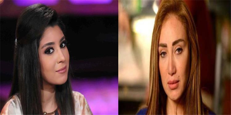 ريهام سعيد تهاجم أيتن عامر بعد انتقادها لها أنت صعبانة علي