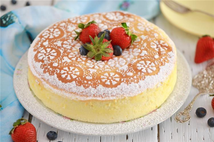 طريقة عمل الكيكة اليابانية الاصلية