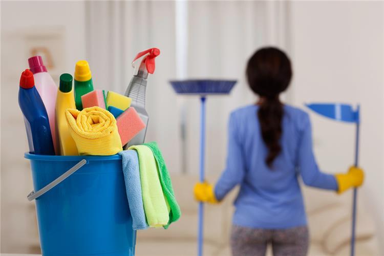 5 حيل لتنظيف سريع قبل العيد