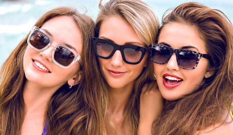 النظارات الشمسية المناسبة لشكل وجهك اختاري منها ما يناسبك