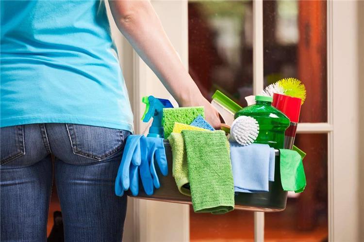 5 نصائح للإبقاء على البيت نظيف ا طوال الوقت بدون تعب