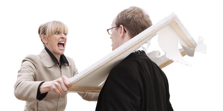 الخلافات الزوجية سبب ا في زيادة الوزن