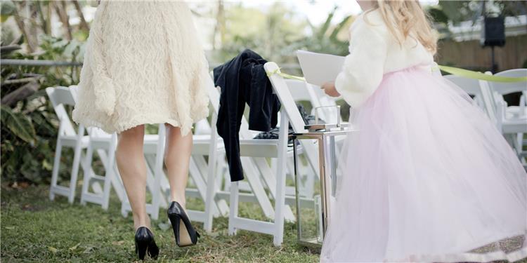 نصائح للتحكم في عفوية الأطفال خلال الزفاف