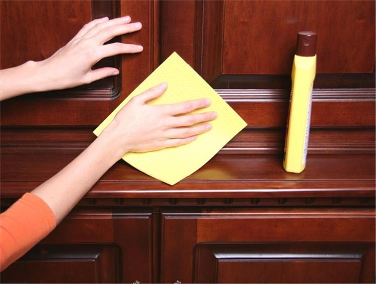 وصفات هلباوى لتلميع الخشب المطفى