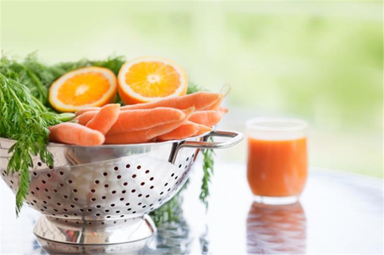 7 فوائد لعصير الجزر بالبرتقال تعرفي عليها