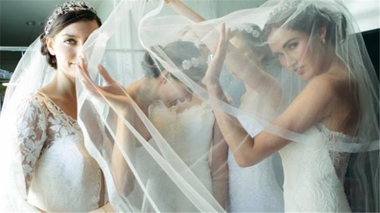 كيف تختارين فستان زفاف مناسب لشكل جسمك