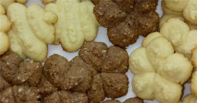 طريقة عمل بيتي فور بجوز الهند لتحلية لذيذة
