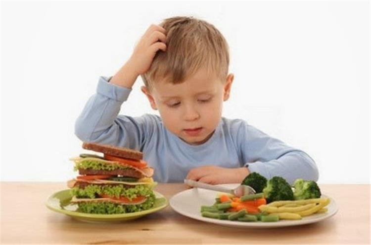 5 طرق للتعامل مع طفلك النحيف