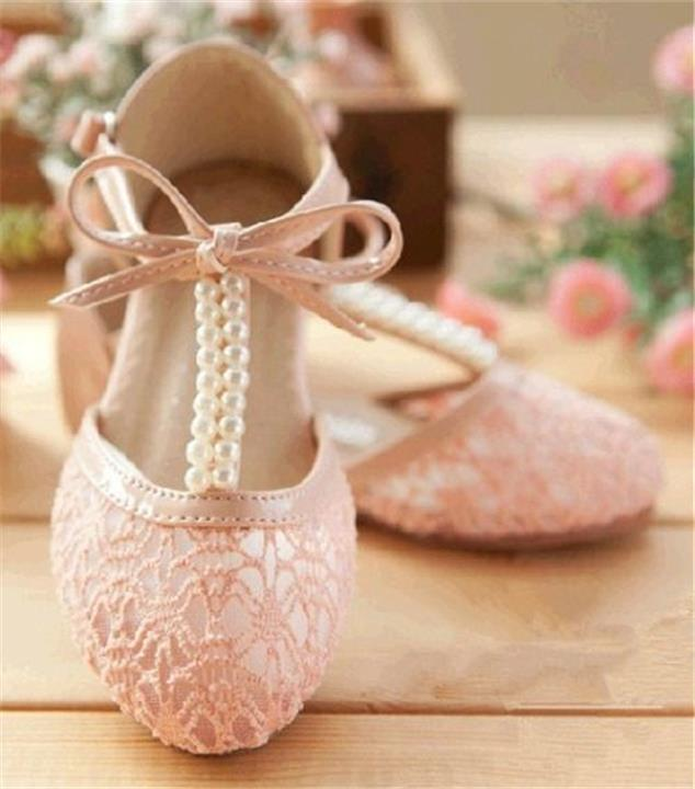 حذاء بلارينا للعروس التي تفضل الراحة