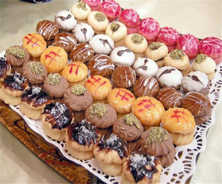 حلويات مغربية بالصور والطريقة والمقادير